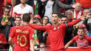 Triplé de Cristiano Ronaldo contre la Suisse, le Portugal est en finale