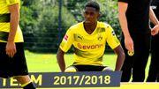 Ousmane Dembélé suspendu par Dortmund pour avoir séché l'entraînement