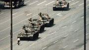 Debout sur les chars: de Hong-Kong à Tian'anmen