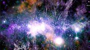 Nasa: une image impressionnante de l'énergie contenue dans le centre de la Voie Lactée