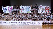 Les mascottes olympiques, un enjeu national au Japon