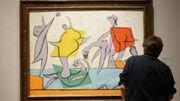 Un Picasso vendu 31,5 millions de dollars aux enchères à New York