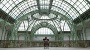 Camille Thomas nous partage les rêves de Wagner dans l'immensité de verre et d'acier du Grand Palais