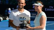 Spears et Cabal surprenants vainqueurs du double mixte à Melbourne