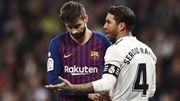 "Sergio Ramos : ""Il faut féliciter le Barça pour sa victoire"""