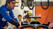 """Alonso : """"La F1 ne me manque pas pour l'instant, devant la télé à la maison, c'est plus relax !"""""""