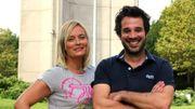 Adrien Devyver et Ophélie Fontana s'entraînent pour CAP48 ! (photos)
