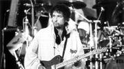 Des manuscrits de Bob Dylan mis en vente