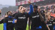"""Teklak : """"Le titre du Club de Bruges a été acquis dans la douleur"""""""