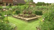 The Manor House, un jardin dessiné par la célèbre paysagiste anglaise : Gertrude Jekyll