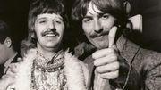 Un titre de George Harrison retrouvé