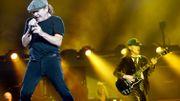 AC/DC partage une vidéo rare