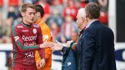 Sander Coopman prolonge au Club de Bruges jusqu'en 2020