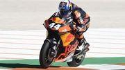Warm-up du GP de Valance Moto2: Un dixième entre les quatre premiers