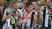 La Juventus gagne la Coupe et valide la première étape de son triplé