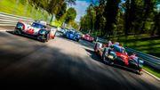 Le WEC, dont les 6h de Spa et les 24h du Mans, en direct vidéo exclusif sur la RTBF