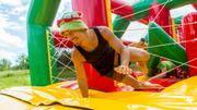 Un château gonflable est l'attraction idéale pour un anniversaire ou pour une fête en famille ou entre amis