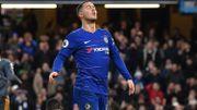 Hazard manque son 100ème but, Chelsea s'incline contre Leicester