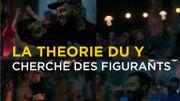 La websérie La Théorie du Y recherche des figurants