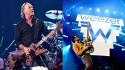 "Quand Weezer reprend ""Enter Sandman"" de Metallica"