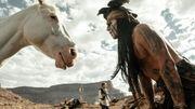 """Johnny Depp délaisse les pirates pour le western dans """"The Lone Ranger"""""""