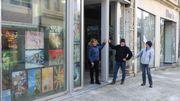 Des vitrines insolites dans le centre-ville d'Arlon