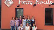 Anne-Laure Macq inaugure « La Maison des Petits Bouts » !