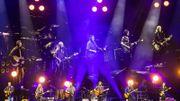 Les Eagles en Belgique: les photos