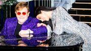Elton John avec Dua Lipa pour la bonne cause et avec Olly Alexander de Years and Years