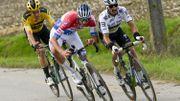 Tour de France: sans Van Aert, Van der Poel et Alaphilippe, on n'aurait jamais eu ces deux premières arrivées!