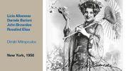 Décès de la soprano centenaire Licia Albanese
