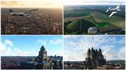 Survolez les plus beaux monuments et paysages de Belgique depuis votre salon