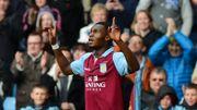 Christian Benteke a inscrit le but de la victoire pour Aston Villa