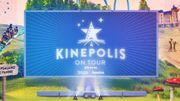 Kinepolis vous propose un cinéma en plein air à La Panne durant les vacances de printemps