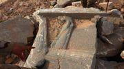Irak: le site antique de Nimroud très endommagé après sa reprise