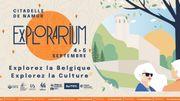 Explorarium propose des balades immersives et des spectacles à la Citadelle de Namur