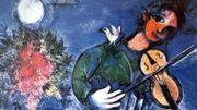Marc Chagall et la musique classique, toute une histoire