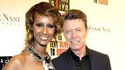 David Bowie & Iman:25 ans de mariage