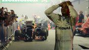 """La """"plus longue course de la vie"""" de Lewis Hamilton, Sebastian Vettel """"pas assez rapide"""""""
