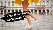Astuce : imperméabilisez vos chaussures à l'aide d'une bougie