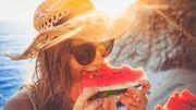 L'ingrédient beauté de l'été : la pastèque