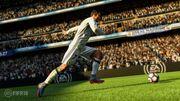 """Ronaldo en vedette du futur """"FIFA 18"""""""