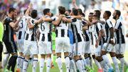La Juventus championne d'Italie pour la sixième fois d'affilée