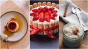 Le dessert est servi: florilège d'entremets avec Carlo De Pascale
