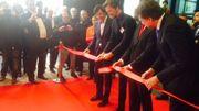 Ce mercredi 10 Février, c'était le jour de l'inauguration de l'implantation montoise d'IKEA.
