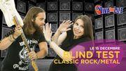La grande soiréeBlind Test 50% Classic Rock et 50% Hard-Rock/Metalrevient pour sa quatrième édition!
