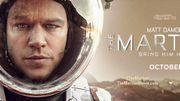 """""""Seul sur Mars"""" reste en tête du box-office pour la deuxième semaine"""