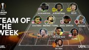 Europa League : Acheampong à nouveau dans l'équipe de la semaine