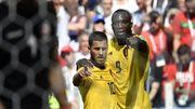 """Lukaku au jeu des questions/réponses: """"Eden Hazard est le meilleur joueur avec lequel j'ai joué"""""""