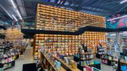 Une nouvelle librairie en Malaisie avec plus d'un million de livres